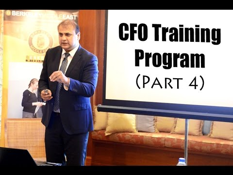 Financial Innovation & Entrepreneurship (Part 4)   CFO Training ...
