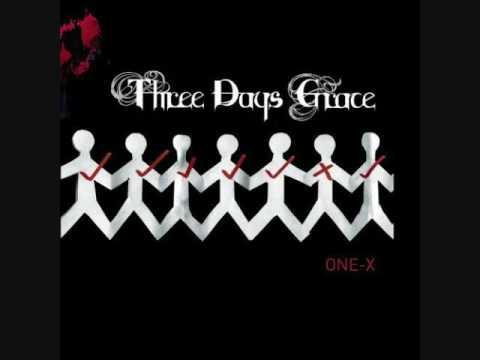 Three Days Grace - One x (With Lyrics)