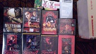 Лицензионная DVD продукция для коллекционеров.(http://www.golddisk.ru/) Где взять. Где беру Я.