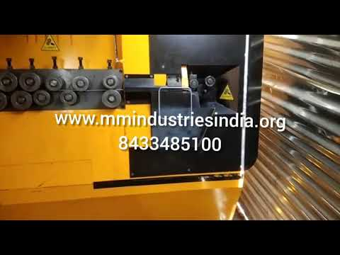 GTE4-10 Automatic Stirrup Bending Machine
