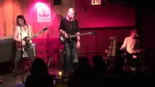Jett Rebel Rockwood Music Hall Live In Your Living Room NYC Festival Nov