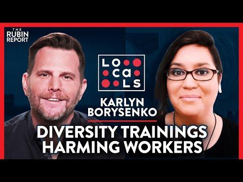 Workplace Diversity Trainings Are Backfiring Horribly | Karlyn Borysenko | POLITICS | Rubin Report