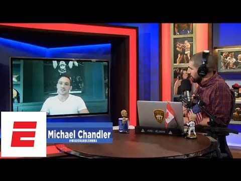 Michael Chandler has 'millions of reasons' to stay with Bellator | Ariel Helwani's MMA Show | ESPN