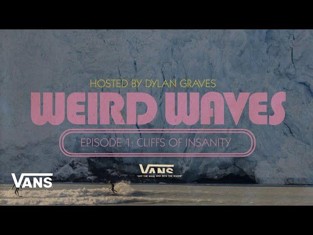 Surfeando olas creadas por Glaciares