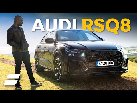 Audi RSQ8 Review: The £100,000 RS6 Killer?