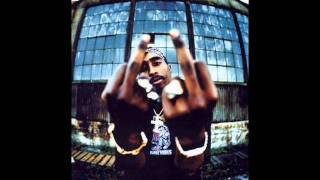 Tupac - High Speed ft. Outlawz (Lyrics)