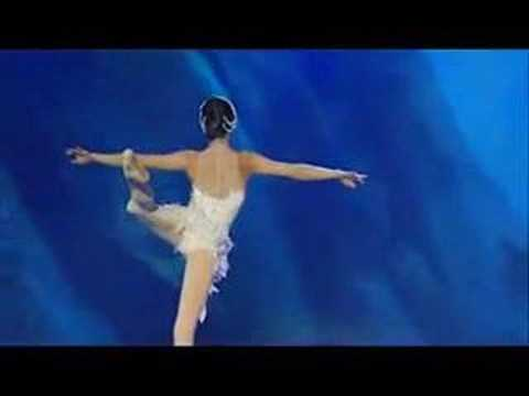 An Acrobatic Performance of Swan Lake