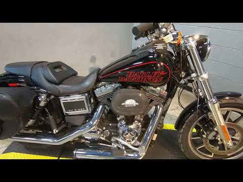 2016 Harley-Davidson Dyna Low Rider FXDL103