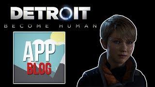 Обзор (мнение) Detroit: Become Human (без спойлеров)