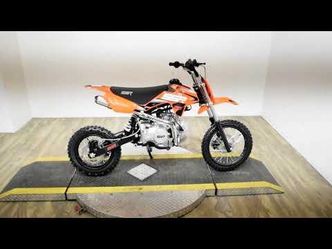 2021 SSR Motorsports SR125 in Wauconda, Illinois - Video 1