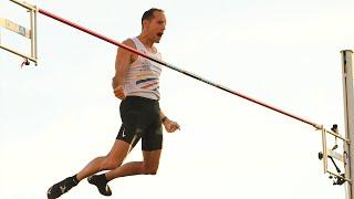 Albi 2020 : Renaud Lavillenie avec 5,80 m au saut à la perche