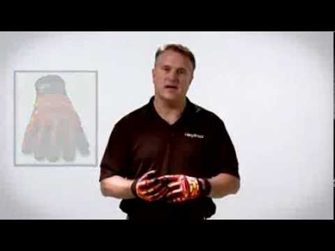 Safety Gloves - GGT5® MUD GRIP™ 4021X HexArmor