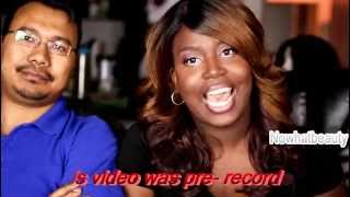Storytime: When He Found Out I  Wore Weave!