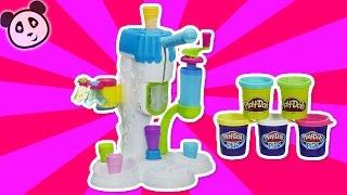 PLAY DOH deutsch Knete - Riesen Soft Eismaschine - Pandido TV