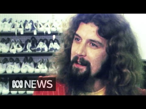 Billy Connolly's hilarious guide to buying Wellington boots (1976)