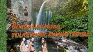 preview picture of video 'DUMLA WATERFALL,Tulasikok(Tulasikhor) Tourism    kokborok   '