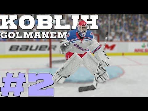 NHL 19 | KOBLIH GOLMANEM #2 | NÁVRAT! | CZ/SK