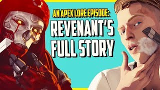Revenant's Full Backstory in Apex Legends Lore - From Hired Hitman to Syndicate Servant
