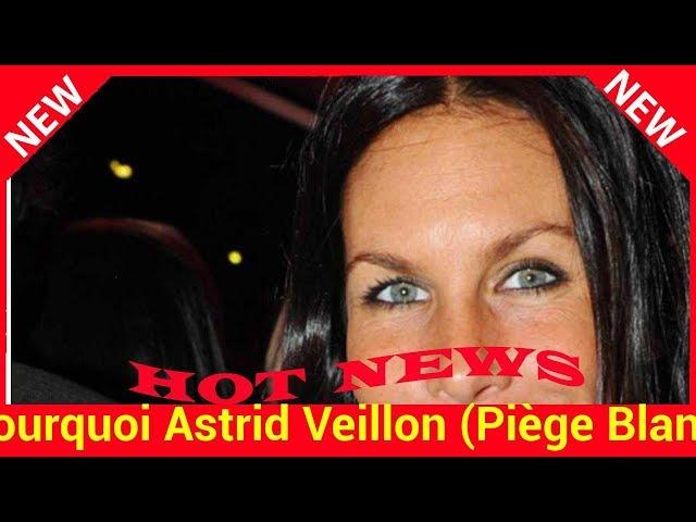 Vidéo Prononciation de Astrid Veillon en Français