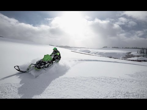 2018 Arctic Cat XF 9000 CrossTrek in Baldwin, Michigan