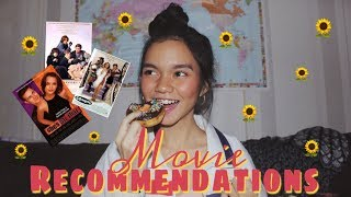 MOVIE RECOMMENDATIONS! Video thumbnail