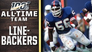 100 All-Time Team: Linebackers | NFL 100