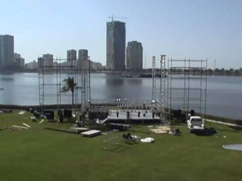 Sharjah Ramadan Festival 2006 (видео)