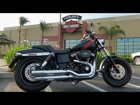mp4 Harley Davidson Dyna Fat Bob, download Harley Davidson Dyna Fat Bob video klip Harley Davidson Dyna Fat Bob
