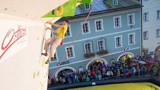preview picture of video 'Free Solo Masters Lienz 2014'