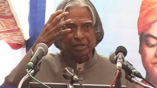 Dr. A.P.J.Abdul Kalam on Swami Vivekananda at Ramakrishna Mission Porbandar - Download this Video in MP3, M4A, WEBM, MP4, 3GP