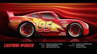Lightning McQueen - Disney/Pixar