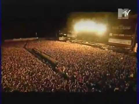 Linkin Park - One Step Closer Live 2007 at Rock Am Ring (HQ)