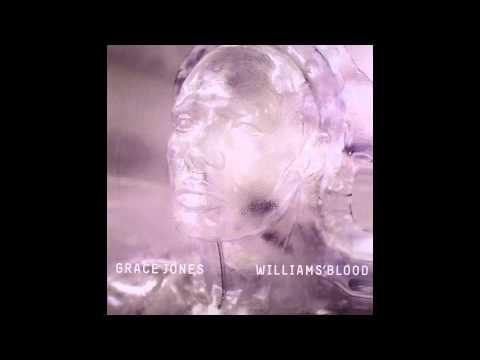 Grace Jones 'Williams' Blood' (Greg Wilson Versions)