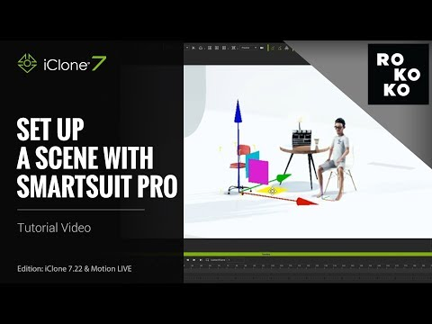 Empower Creativity with iClone and the Smartsuit Pro – www