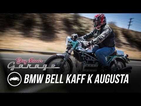 BMW Bell Kaff K Augusta at Jay Leno's Garage