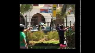 preview picture of video 'Vidéo flash mob radio rta par A bout de souffle'