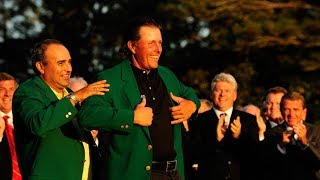 2010 Masters Tournament Final Round Broadcast