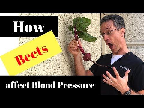 Drogen senkt den Blutdruck