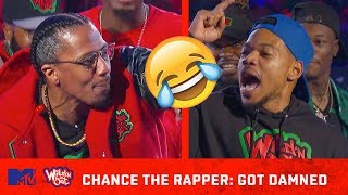 Wild 'N Out Cast Members & Chance Fry Each Other In A NEW Roast Game,