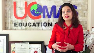 Learning made easy by UCMAS! An Explanation by Megha Karia, CEO-UCMAS Canada & USA