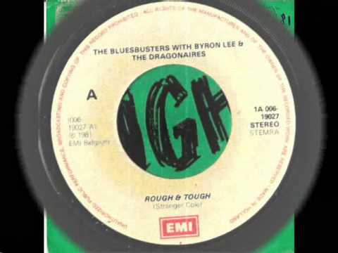 The Blues Busters – Rough And Tough – Wings Of A Dove – emi Records A and B side