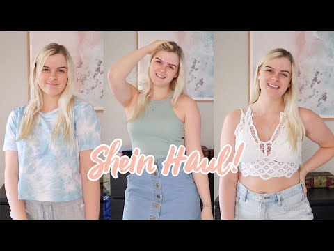 SHEIN TRY-ON HAUL!