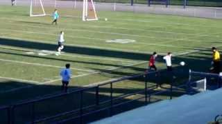 preview picture of video 'Wenatchee Fire FC B02 at Apple Bowl'