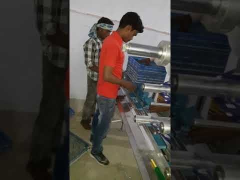 Horizontal Flow Wrapping Machine