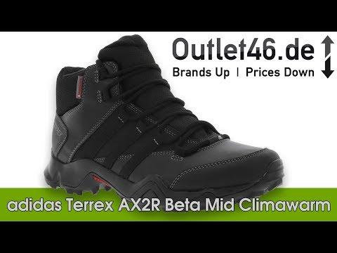 Adidas Herren Trekking Schuh CLIMAWARM l DEUTSCH l Review l On Feet l Haul l Overview l Outlet46