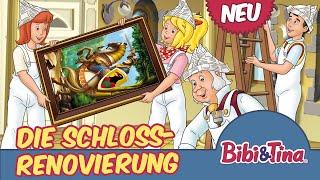 Bibi & Tina - Die Schlossrenovierung (Folge 103) | EXTRALANGE Hörprobe