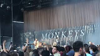 Don't Sit Down 'Cause I've Moved Your Chair - Arctic Monkeys @ Forest Hills Stadium 7/24/18