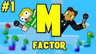 M-FACTOR #01 // Dansk Minecraft