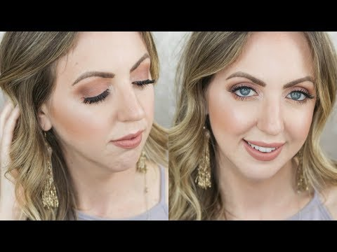 The BEST Drugstore Makeup Tutorial - all of my holy grail favorites!