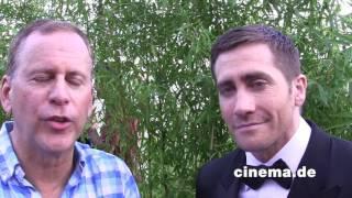 Nocturnal Animals // Jake Gyllenhaal // Interview // CINEMA-Redaktion